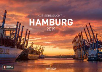 Hamburg Wandkalender 2019